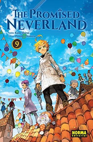 The Promised Neverland 9 por Kaiu Shirai Y Posuka Demizu