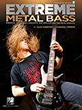 Webster Alex Extreme Metal Bass Essential Techniques Bgtr Tab BK/CD
