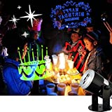 LED Projector Light Birthday Gifts for
