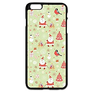 IPhone 6 Plus Cases Chirsmas Design Hard Back Cover Proctector Desgined By RRG2G