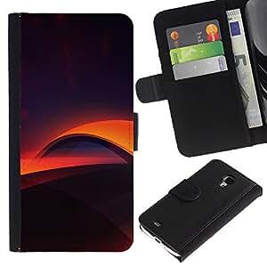 All Phone Most Case / Oferta Especial Cáscara Funda de cuero Monedero Cubierta de proteccion Caso / Wallet Case for Samsung Galaxy S4 Mini i9190 // Digital layers