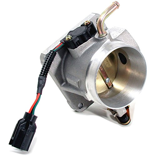 BBK 1517 65mm Throttle Body High Flow Power Plus Seriesfor Ford Mustang 5.0L ()