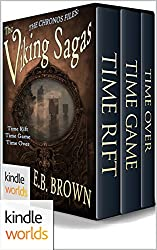 The Chronos Files: The Viking Sagas (Kindle Worlds Novella)
