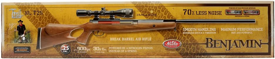 Gas-Ram Air Rifle
