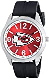 "Game Time Men's NFL-VAR-KC ""Varsity"" Watch - Kansas City Chiefs"