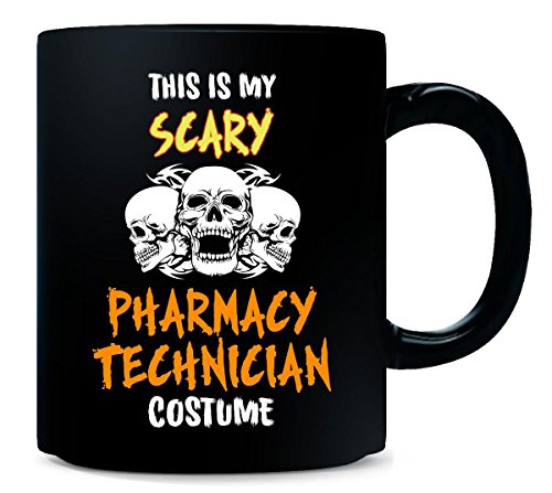 This Is My Scary Pharmacy Technician Costume Halloween Gift - -