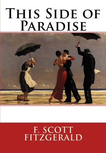 Book cover from This Side of Paradise by F. Scott Fitzgerald