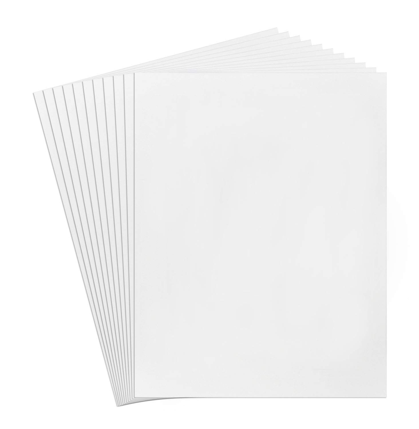 Golden State Art, 10-Pack, 11x14 Backing Boards for Picture Framing by Golden State Art