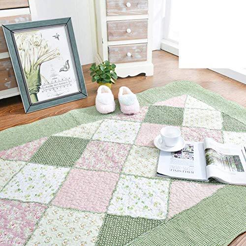 FHDYDL Dormitorio Familiar, baño, Alfombra Especial para el Suelo del Hotel \ Alfombrilla de algodón \ Ventosa \ Alfombra...
