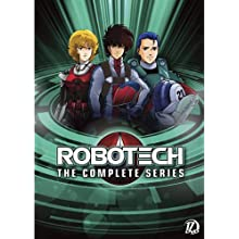 Robotech:cmp Orig Ser Dvdst (2011)