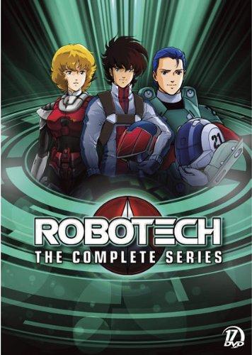 Robotech:cmp Orig Ser Dvdst