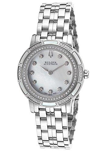 Bulova Accutron Pemberton Women's Quartz Watch 63R139