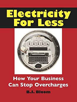 Electricity For Less: How Your Business Can Stop Overcharges by [Bloom, B.J.]