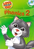img - for Let's Go Phonics 2 with Audio CD (Book 2) book / textbook / text book