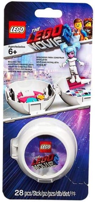 LEGO Movie 2 Sweet Mayhem Minifigure in Pod 853875 28 Pieces