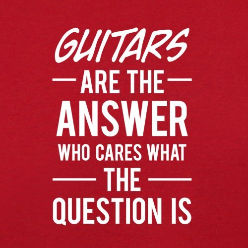 Retro Is Flight Answer Guitars Red Bag The tPwppq