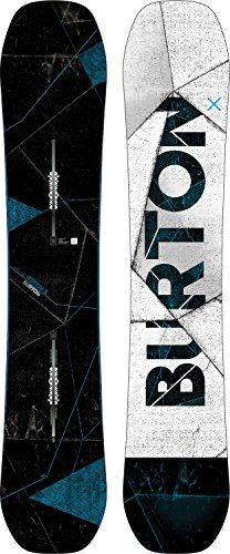 Burton Custom X Wide Snowboard Mens Sz 158cm (W) (Custom X-wide Mens Snowboard)