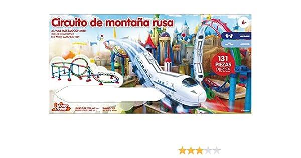 Circuito De Montaña Rusa: Amazon.es: Juguetes y juegos