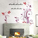 Rattan - Wall Decals Stickers Appliques Home Decor