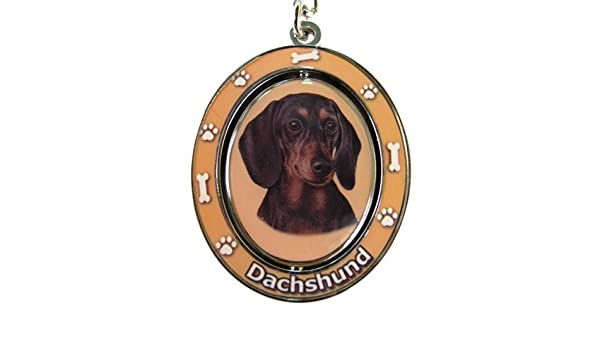Dog Keychains Negro Dachshund Llavero Spinning: Amazon.es: Zapatos ...