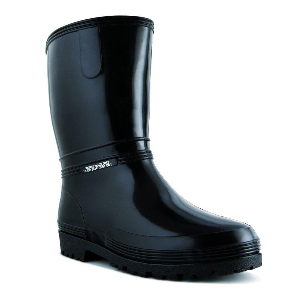 Demar Rainny Bottes de caoutchouc pluie en de caoutchouc Bottes Noir 5c4c391 - jessicalock.space