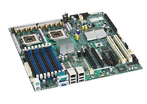Intel Xeon Dual core Support, SAS, Dual LGA 771, motherboard - - Motherboard Dual