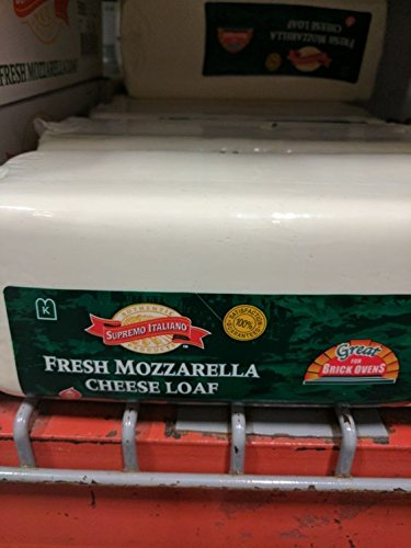 (Supremo Italiano Fresh Mozzarella Loaf 5 Lb)