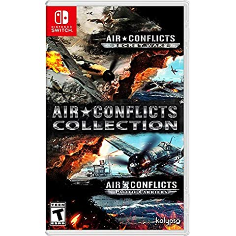 Air Conflicts Collection - Nintendo Switch - Sale: $31.99 USD (20% off)