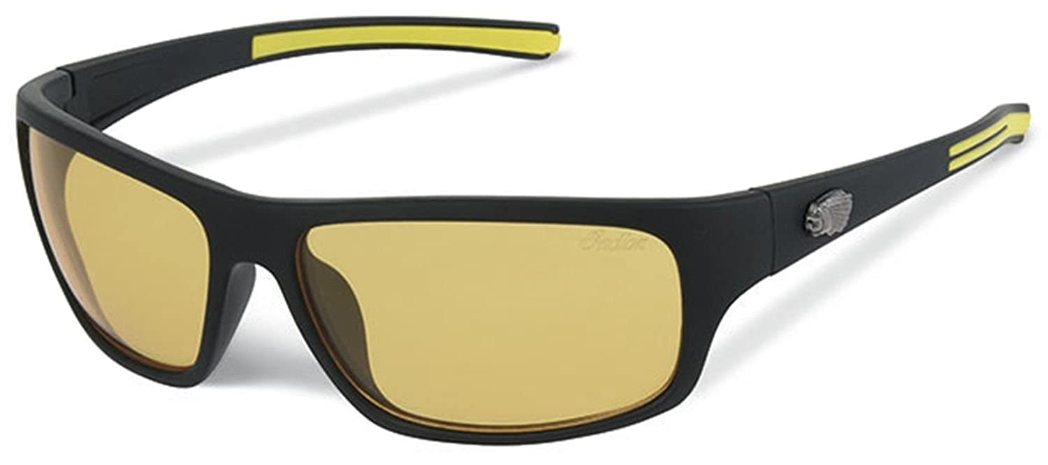 Indian Motorcycle Sunglasses With Yellow or Grey Lens