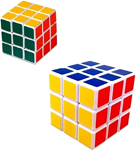 G.G HIGH Stability Speed Cube, Rubik Cube HIGH Speed, Cube (2pc Magic Cube)