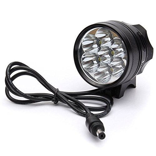 7 x XM-L2 T6 Bike Bicycle Light Cycling Front Headlight Headlamp by Freelance Shop SportingGoods (Image #5)