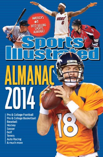 Sports Illustrated Almanac 2014 Editors product image