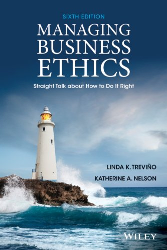 51 best selling business ethics books of all time bookauthority book cover of linda k trevino katherine a nelson managing business ethics fandeluxe Choice Image
