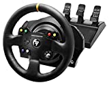 Thrustmaster VG TX Racing Wheel Leather Edition Premium Official Xbox One Racing Wheel for Xbox One and PC Review