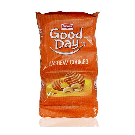 Britannia Good Day Cashew Combi, 600g