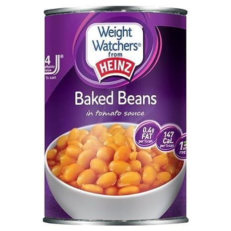 Heinz Weight Watchers Baked Beans 6x415g