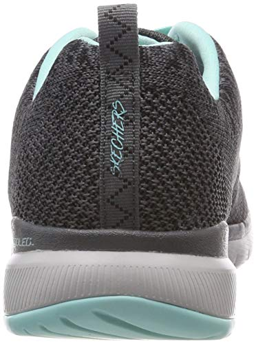 Fitness Blue Skechers Appeal Flex Cclb Light Gris 0 Femme de Chaussures 2 Charcoal wqqY4Pr1xF