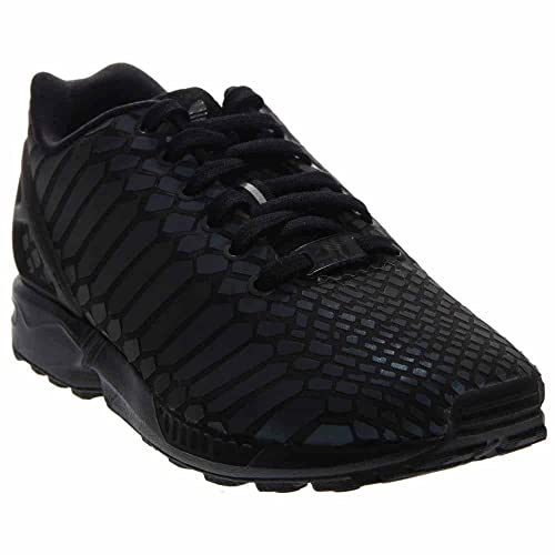 best website official supplier nice shoes Adidas ZX Flux Womens SZ 7.5 Xeno AQ7420 3M Reflective Black ...