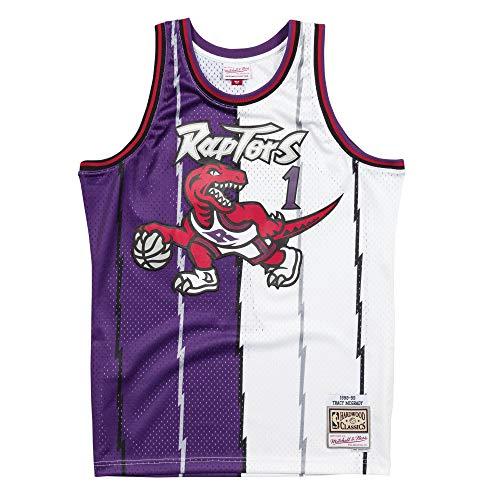 Toronto Raptors Swingman Jerseys. Mitchell   Ness Tracy McGrady ... 97fa955da