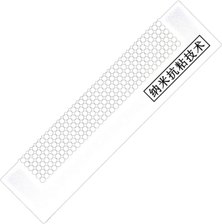 Peyan 5D DIY Diamond Painting Ruler Tools Nano Point Drill Ruler Cross Stitch Diamond Embroidery Paste Sticker Dotting Rhinestone Point Anti-Stick Drilling Ruler Tools Accessories
