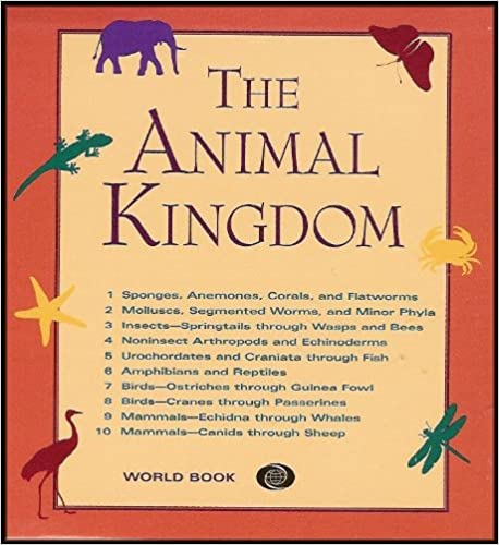 Download The Animal Kingdom Dictionary on 10 Power CD-Roms (4,575 Images and Over 3,500 Excerpts From the World Book Encyclopedia) Ages 10 and Up Epub