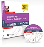 Introducing Adobe Audition CS5. 5, Maxim Jago and Video2brain Staff, 0321786858