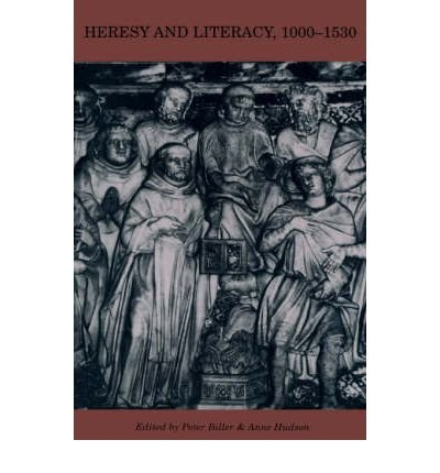 [(Heresy and Literacy, 1000-1530)] [Author: Peter Biller] published on (May, 2004) ebook