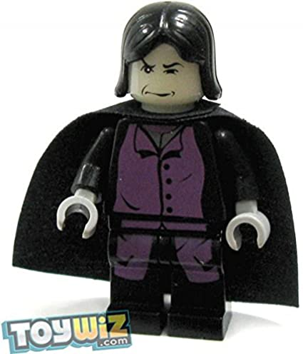 49f08585b Image Unavailable. Image not available for. Color  Lego Harry Potter  Professor Severus Snape ...