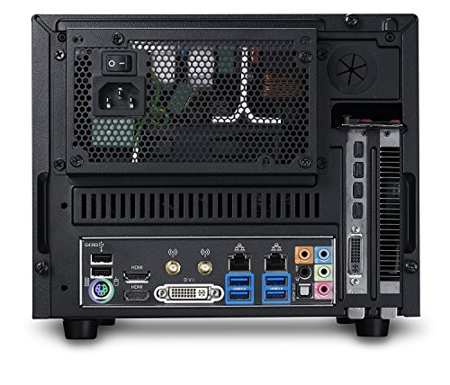 Cooler Master Elite 130 - Mini-ITX Computer Case with Mesh Front Panel and Water Cooling Support by Cooler Master (Image #8)