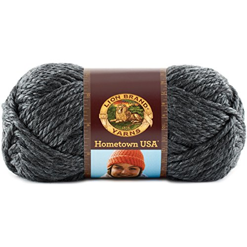 Lion Brand Yarn 135-150 Hometown USA Yarn, Chicago (74m Wax)