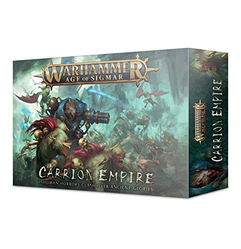 Games Workshop Warhammer Age of Sigmar: Carrion Empire