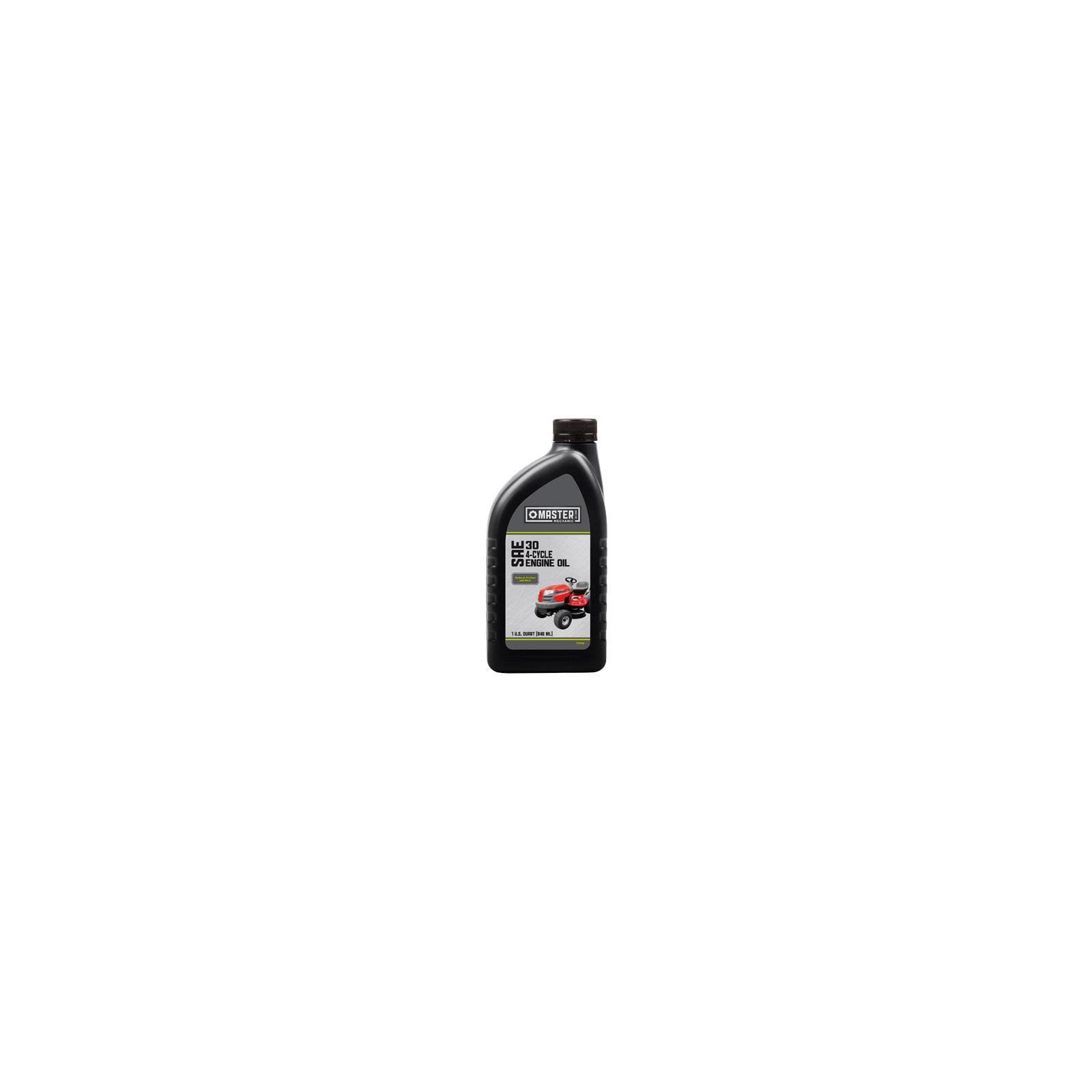 Olympic Oil 597575 Small Engine Oil, 4-Cycle, SAE30, 1-Qt. - Quantity 48