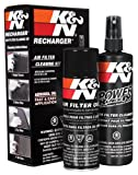 #8: K&N 99-5000 Aerosol Recharger Filter Care Service Kit