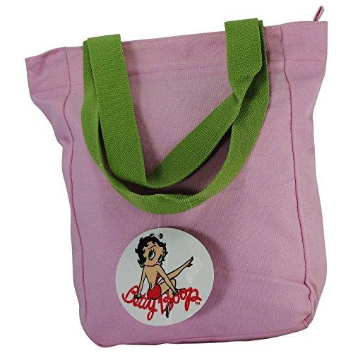 Betty Boop Beach Borsa da Donna a Spalla Shopper